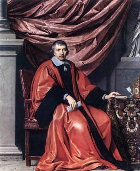Champaigne Portrait of Omer Talon